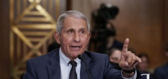 COVID vaccine boosters about health, not politics, says Fauci