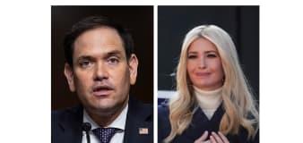 Rubio coy on possible challenge from Ivanka Trump