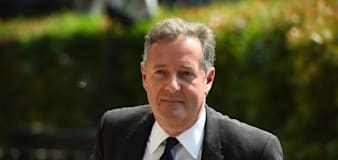 Piers Morgan hails 'historic moment' as he gets coronavirus vaccine
