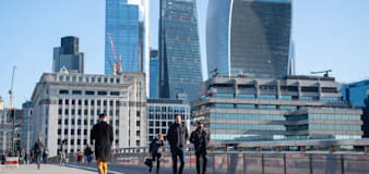 UK economy improved in February despite lockdown measures