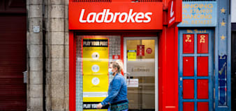Online betting surge to buoy Ladbrokes owner after failed MGM bid