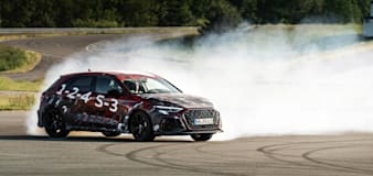 Audi releases RS3 details ahead of full reveal