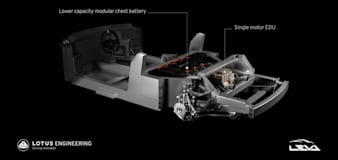 The 'innovative new lightweight EV' platform that will underpin future Lotus sports cars detailed