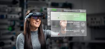 Skoda testing augmented reality glasses to assist technicians
