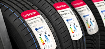Majority of motorists are not aware tyres have ratings for grip, efficiency and noise