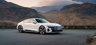 First Drive: The Audi e-tron GT is a stylish, comfortable EV