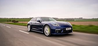 First Drive: Porsche's Panamera Turbo S E-Hybrid Sport Turismo brings petrol and electric performance