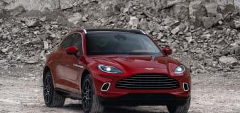 SUVs drive spike in Aston Martin car sales