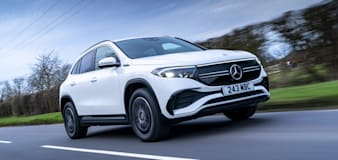 Mercedes-Benz EQA range expanded with faster all-wheel-drive options