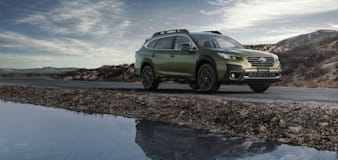 Subaru reveals new Outback model will start at £33,995