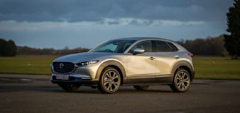 First Drive: The Mazda CX-30's updated engine improves drivability and lowers running costs
