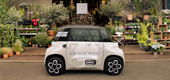The Citroen Ami Cargo Electric will go on sale in the UK in 2022