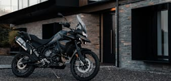 Triumph releases limited-edition Tiger 900 Bond Edition