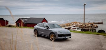 First Drive: The Porsche Cayenne Turbo GT is a supercar in SUV clothing