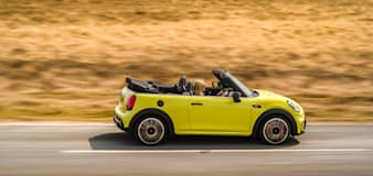 Electric Mini Convertible set to arrive in 2025