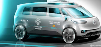 Volkswagen set to commence trials of autonomous ID. Buzz