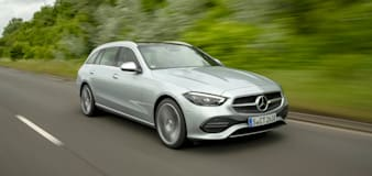 The new Mercedes-Benz C-Class starts from £38,785
