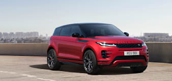 Range Rover Evoque range expanded with high-powered petrol option