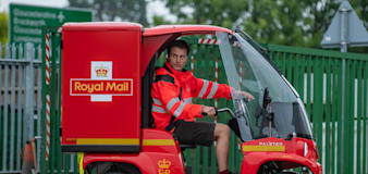 Royal Mail to trial small electric vehicles to deliver the mail