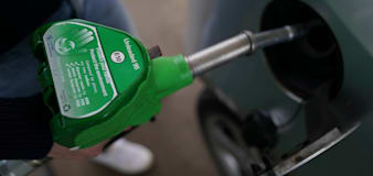 Petrol prices have a hit a nine-year high