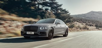 Updates to Bentley Flying Spur bring added refinement and technology