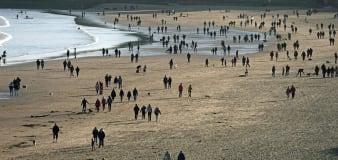Fewer trips, longer distances: how walking habits changed in 2020