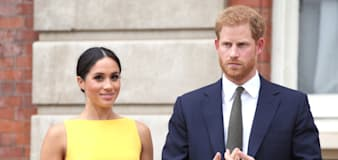 Harry and Meghan meet UN official ahead of concert calling for vaccine equity