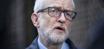 Corbyn: It's a 'bit rich' to blame me for Labour's woes