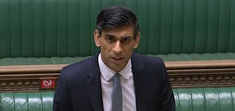Sunak sets out plans to increase tax take to pay for coronavirus support
