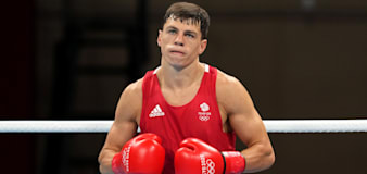 Pat McCormack opens Olympic bid with comfortable victory