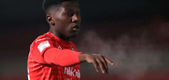 Manchester United defender Di'Shon Bernard set to join Hull on loan