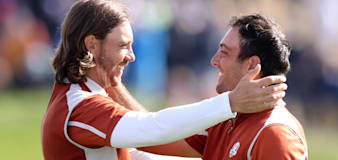 Fleetwood ready to become villain of the piece as Europe bid to retain Ryder Cup
