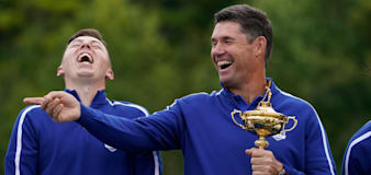 I'll get a tattoo if we win the Ryder Cup, says Padraig Harrington