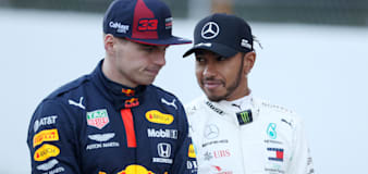 Max Verstappen putting aside thoughts of replacing Lewis Hamilton at Mercedes