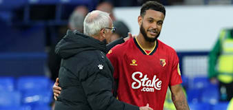 Claudio Ranieri wants more from Watford after stunning fightback at Everton