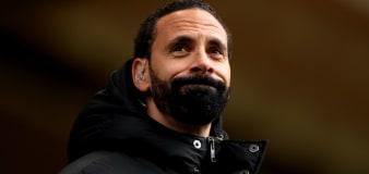 Football fan denies racially abusing former England defender Rio Ferdinand