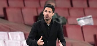 Mikel Arteta confident he is right man to return Arsenal to glory days