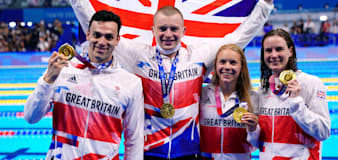 Team GB swimming director excited by potential for even more success in Paris