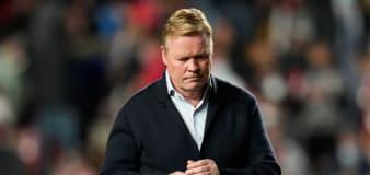 Ronald Koeman pays the price after Barcelona lose at Rayo Vallecano