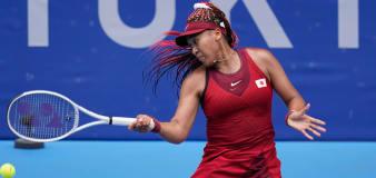 Naomi Osaka out of the Olympics after third-round loss to Marketa Vondrousova