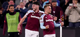 West Ham stay perfect in Europa League with comfortable victory over Genk