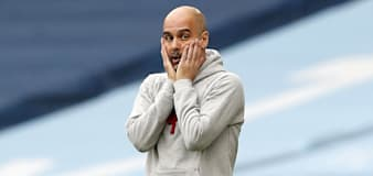 Pep Guardiola prepares for 'incredibly tough' Champions League final selection
