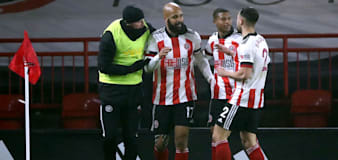 Sheffield United show steel to cling on with 10 men and seal victory over Villa
