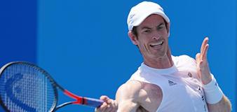 Andy Murray suffers quarter-final defeat at Moselle Open