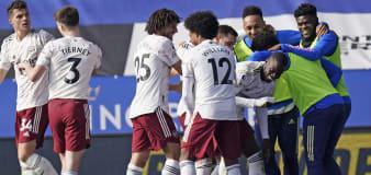 Granit Xhaka urges Arsenal to string together winning run