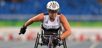 Six Paralympic champions among first group named in GB team for Tokyo Games