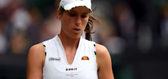 Fit-again Johanna Konta beaten by Shelby Rogers in Adelaide