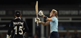 Heather Knight happy to get monkey off back and lead England to series victory