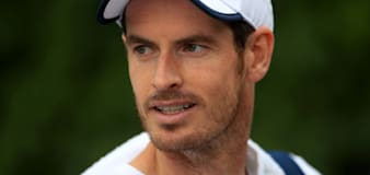 Andy Murray gives positive assessment of week in Rome after doubles defeat