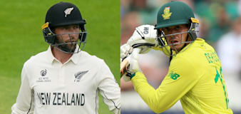 Devon Conway and Quinton De Kock join Southern Brave's line-up for The Hundred